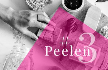 3. Peeling zur Entfernung von Ablagerungen